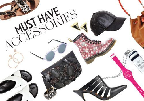 Trend Mode-Accessoires: Must-Have Add-Ons in dieser Saison