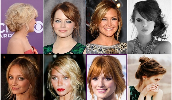 5 Low Maintenance Celebrity Frisuren