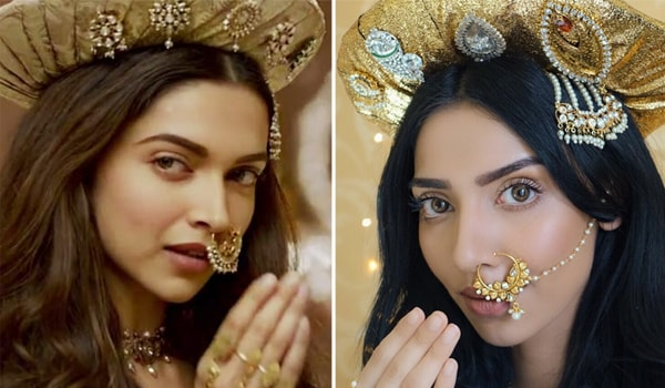 Bajirao Mastani Makeup Tutorial: Wie man Deepikas Killer Look bekommt