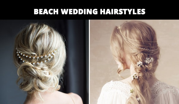 Beach Wedding Frisuren: Die 20 Breeziest Ones zum Verlieben